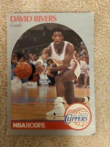 CROMO-BALONCESTO-NBA-1990-CARTON-150-DAVID-RIVERS