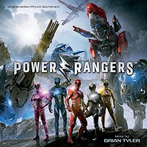 Brian Tyler - Power Rangers (Original Soundtrack) [New CD]