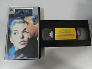 VERTIGINEUX-PARMI-LES-MORTS-VHS-COLLECTOR-ALFRED-HITCHCOCK-JAMES-STEWART