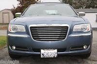 2011-2014 Chrysler 300 Front License Plate Bracket Relocation Frame