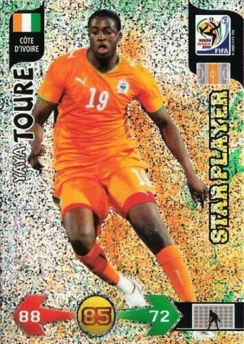 PANINI ADRENALYN FIFA WORLD CUP SOUTH AFRICA STAR PLAYER 2010 par PANINI
