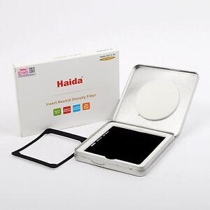 Haida-100x100mm-ND1-8-64x-Neutrale-Dichte-Grau-Viereckfilter-Optisches-Glas