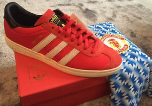 Details about Adidas Manchester United Class Of 92 Trainers Size 6.5UK