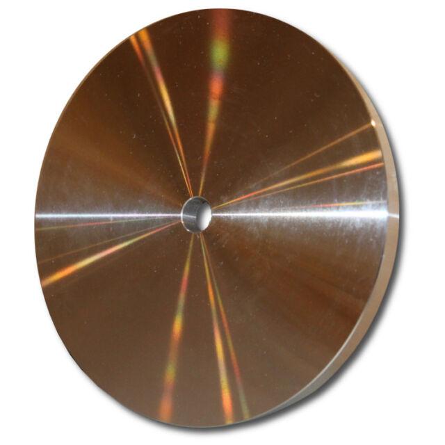"""200mm 8 inch THK Aluminium master lap 8/"""" diamond flat laps aluminum base plate"""