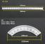 90° Degree Angle Plate Part 1X Bridgeport Mill Milling Machine Part 45°