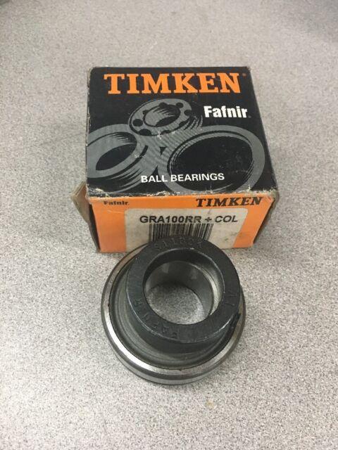 RA107RR//COL Wide Inner Ring Ball Bearing Fafnir RA107RR