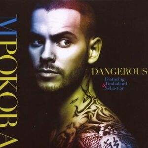 M-pokora-Dangerous-2008-2-tracks-CARDSLEEVE-feat-timbaland-amp-seba-Maxi-CD