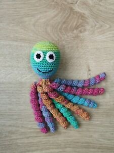 Octopus Amigurumi Crochet Tutorial - YouTube | 300x225