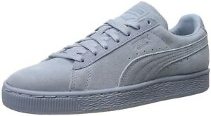 Details about PUMA CLASSIC SUEDE TRAINER SPORTS SNEAKERS MEN SHOES WHALESKY SIZE 11 NEW