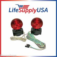 3 In 1 12V Magnetic Towing Light