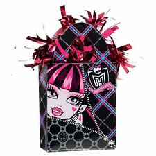 MONSTER HIGH DRACULAURA Elio Foil Balloon peso mini Tote