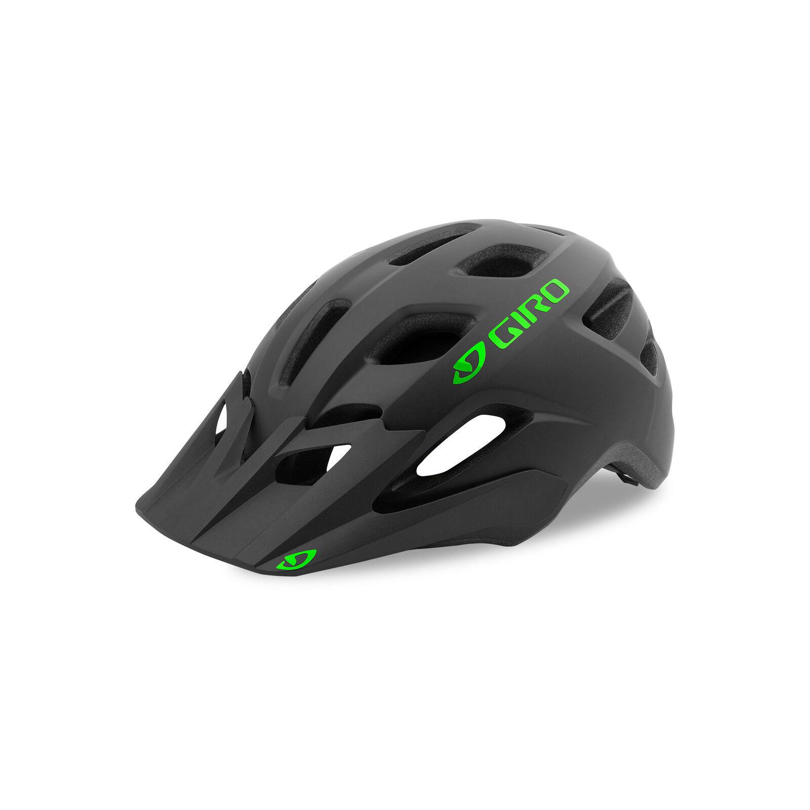 Giro Tremor MIPS Jugend Fahrrad Helm Gr. 50-57cm black 2019