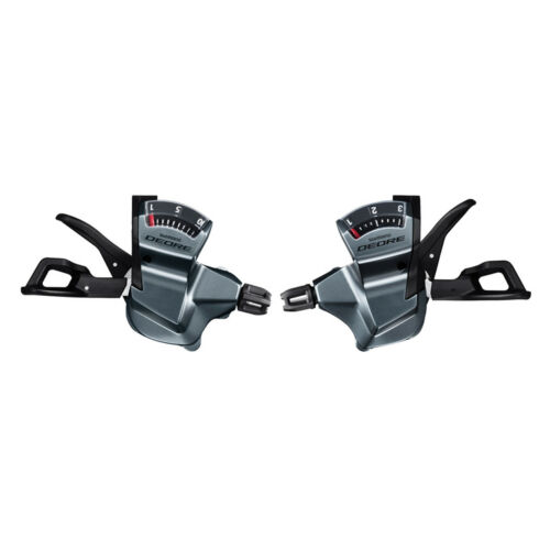 Comandi Cambio//Deragliatore Shimano DEORE 3x10Speed Sx+Dx C//Cavo SL-T6000