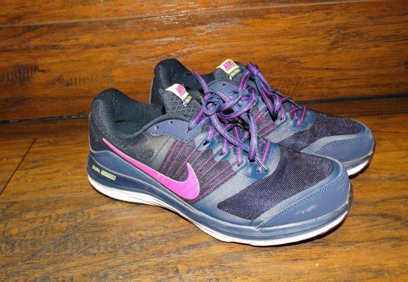 14344  Womens NIKE FLY Dual Fusion X  Running   Training Athletic shoes 7.5