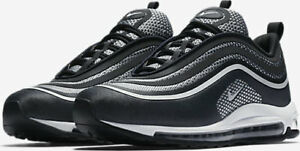 Details about NIKE AIR MAX 97 UL ULTRA '17 BLACK PURE PLATINUM ANTHRACITE 918356 001 SZ 11.5