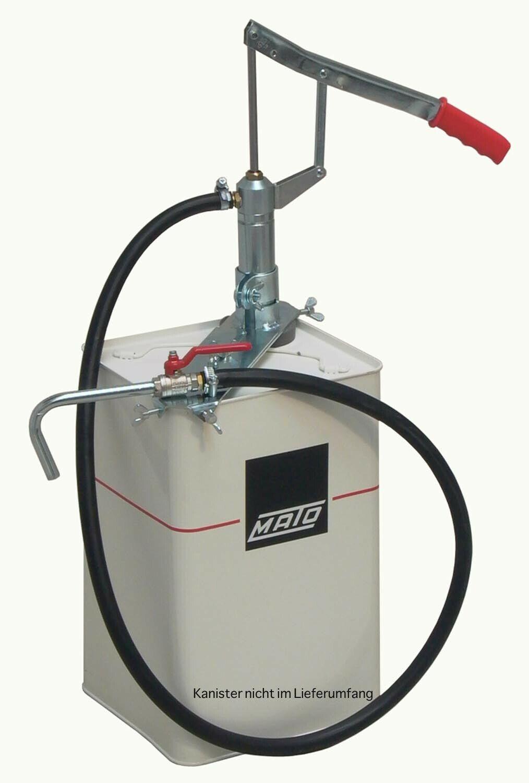 Fasspumpe für 20 60 120 200 Liter Fässer Hand Hebel Pumpe Ölfasspumpe Ölpumpe