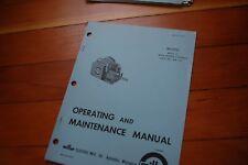 Miller Welder Mhfc L1 Wire Feeder Control Operation Maintenance Manual Book