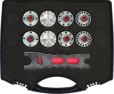 Senzo Tonykart / Otk Vuoto, Dot 4 & Pois 5 Castor Kit Uk Kart Store Novel (In) Design;
