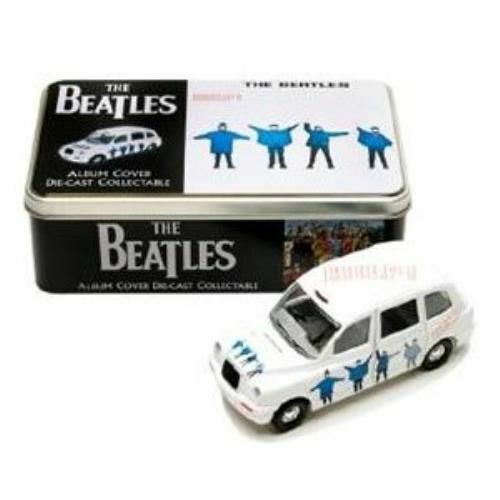 Beatles Album Cover HELP TAXI Corgi BT78216