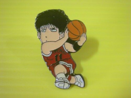 Slam Dunk Anime Pin #9
