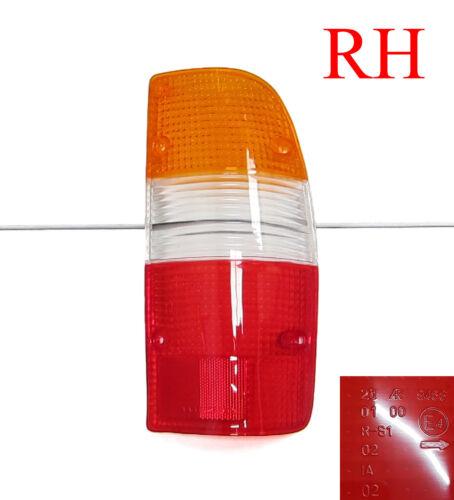 RHS Rear Light Lens tail lamp taillamp pickup driver side 1998-2002 Mazda B2500