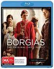 The Borgias Season 1 Blu-ray Region B