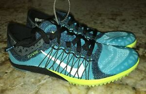 brand new 4b455 7478c Image is loading NIKE-Zoom-Victory-XC-3-Blue-Volt-Cross-