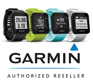 Garmin Forerunner 35 GPS Running Watch with Heart Rate Monitor - All colors