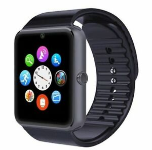 Smart Watch / Schwarz / Neu / Fitness Tracker / Schrittzähler / Herzfrequenz