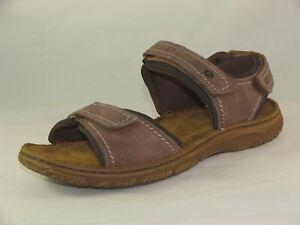 336141418998b Details about Mens Josef Seibel Carlo 06 Open-Toe Sandals