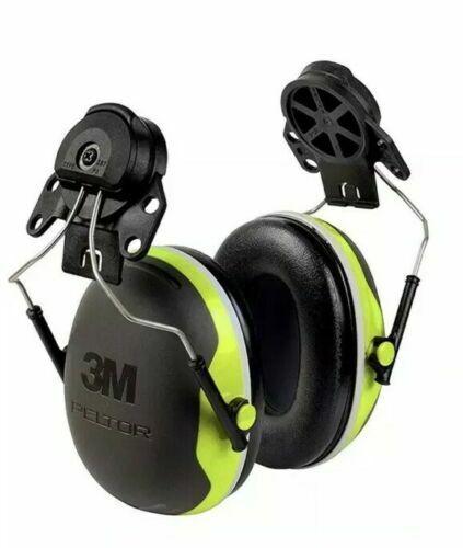 3M™ PELTOR™ X4 Earmuffs X4P3E/37278(AAD), Hard Hat Attached
