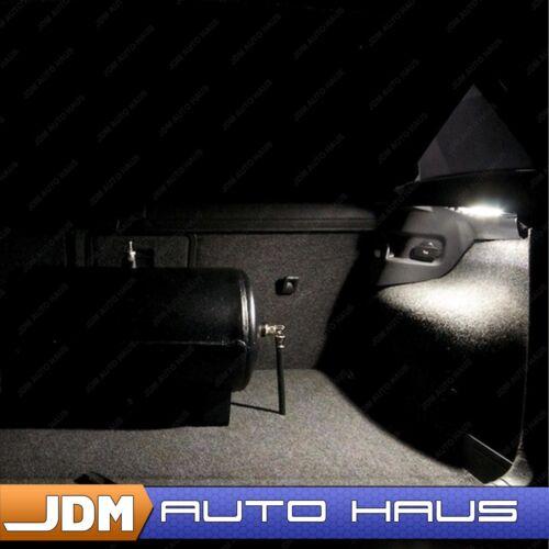 White Interior Reverse LED Light Bulb Package Kit for 2008-2017 Dodge Challenger