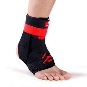 Kuangmi Ankle-Foot Splint Brace Support Sprain Prevention and Recovery