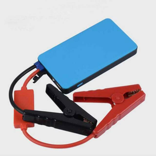 Portable 8000mAh Car Jump Starter Emergency Battery Charger Power Bank  Booster