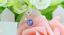 Collana-Orecchini-Parure-Set-Coordinato-Paio-Donna-Cuore-Cristallo-Coppia-Regalo miniatura 4