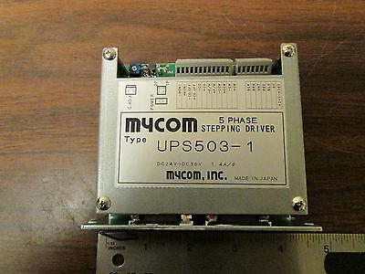 MYCOM STEPPER DRIVER FOR PC