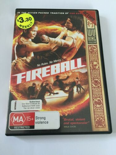 1 of 1 - Fireball (DVD, 2011) - DISK ONLY - NO CASE
