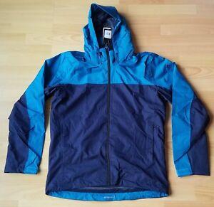 Details zu Adidas Wandertag Jacke Climaproof Outdoor Regenjacke Windjacke Gr. 48 Hardshell