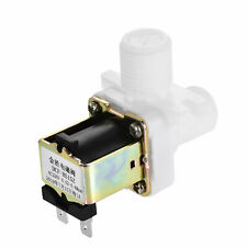 Ac220v G12 Electric Solenoid Valve Nc Pressure Water Inlet For Washer