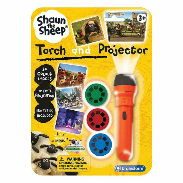 Brainstorm Toys Super Cars Torch /& Projector On Walls And Ceilings