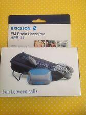 ERICSSON -T28-R320-R310-A2618-2218-FM RADIO HANDSFREE  HPR-11  ORIGINALE