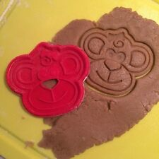 Lovely Monkey cookie cutter - 1pcs cookie cutter - Plastic 3d printed (PLA)