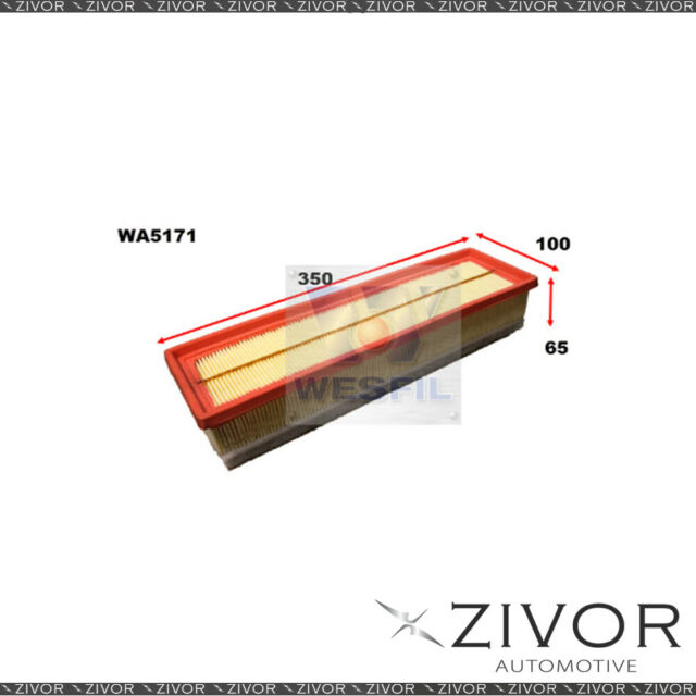 Wesfil Air Filter For Peugeot 206 1.4L 1999-2007 - WA5171  *By Zivor*