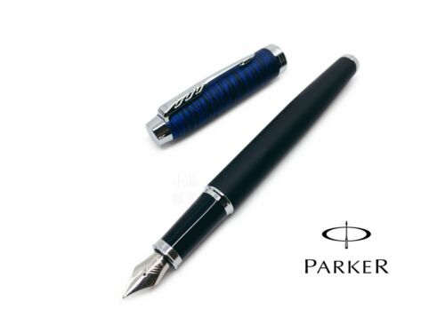 Parker IM Special Edition Blue Origin Fountain Pen