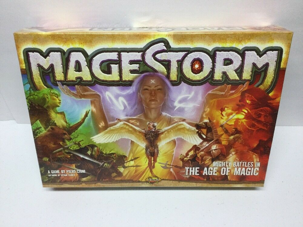 Nexus Games  Magestorm Board Game - The Age of Magic (New)