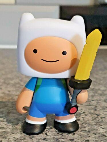 "Adventure Time Mini Series KidRobot Finn 3/"" Vinyl Figure"