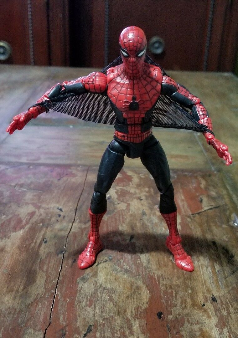 Marvel - legenden 2005 1. apperance  spider - man  sentinel  spielzeug - biz frei