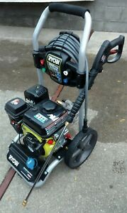 Ryobi 3100PSI 2.5GPM Gas Pressure Washer With Idle Down Technology (HL3)