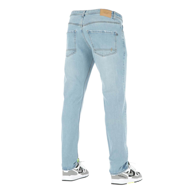 Reell Spider Pant light Blau denim Herren Jeans Hose helle Waschung taperot fit  | Reichlich Und Pünktliche Lieferung  | Um Zuerst Unter ähnlichen Produkten Rang  | Spielen Sie das Beste
