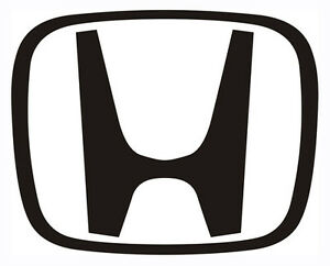Image Is Loading Honda H Symbol Vinyl Sticker Decal Wall Or